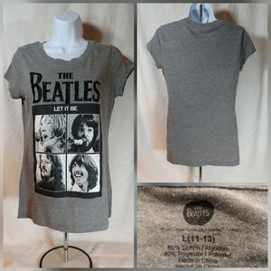 The Beatles Let It Be Graphics Tee